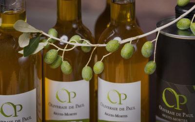 Huile d'olive – oliveraie de Paul