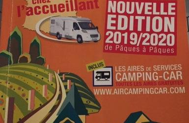 Camping-car d'hôtes